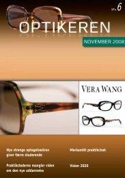 Merkantilt praktikchok Nye strenge - Danmarks Optikerforening