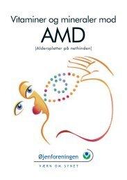 Vitaminer og mineraler mod - Danmarks Optikerforening