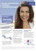 Nyeste udgave af Magasinet Optikeren - Danmarks Optikerforening - Page 2