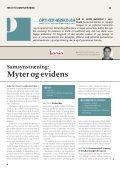 Nyeste udgave af Magasinet Optikeren - Danmarks Optikerforening - Page 6