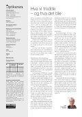 og hva det ble - Norges Optikerforbund - Page 4