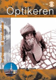 Optikeren 1 04 - Norges Optikerforbund