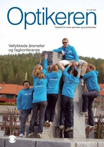 Det er vår i lufta! - Norges Optikerforbund