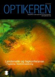 Landsmøte og fagkonferanse - Norges Optikerforbund