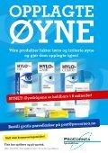Behold hovedfokus på pasienten - Norges Optikerforbund - Page 2
