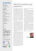 Behold hovedfokus på pasienten - Norges Optikerforbund - Page 4