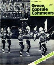 1972, Vol 12, #7 - Optimists Alumni Association