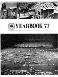 Seneca Optimists Yearbook for 1977 - Optimists Alumni Association