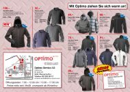 AKTION - Optimo Service AG