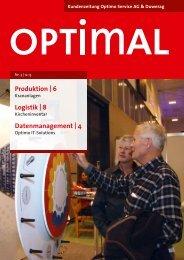 Ausgabe Nr. 3/13 - Optimo Service AG