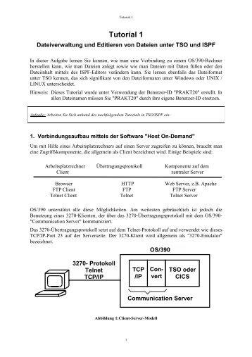 Tutorial 1 - eulan.de