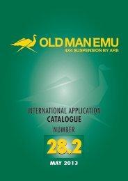 ARB OMEB14 Old Man Emu Suspension Bushing