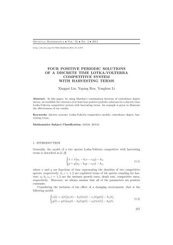 Article - opuscula mathematica