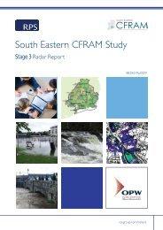 South-Eastern CFRAM - Analysis of Radar Rainfall Data