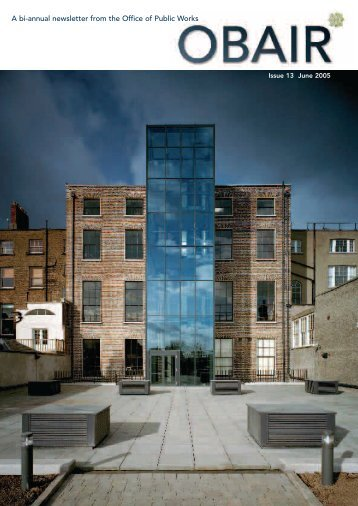 June 2005 - Issue No. 13 - The Office of Public Works