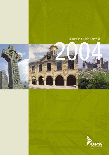 Tuarascáil Bhliantúil - The Office of Public Works