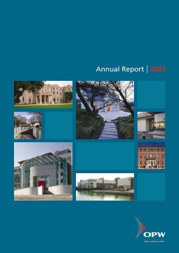 Annual Report 2003 - The Office of Public Works
