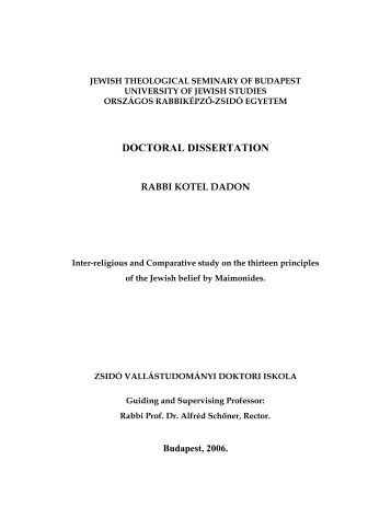 Doctoral dissertation committee