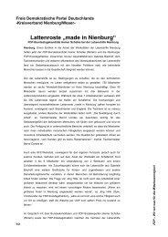 Lattenroste - FDP  Kreisverband Nienburg