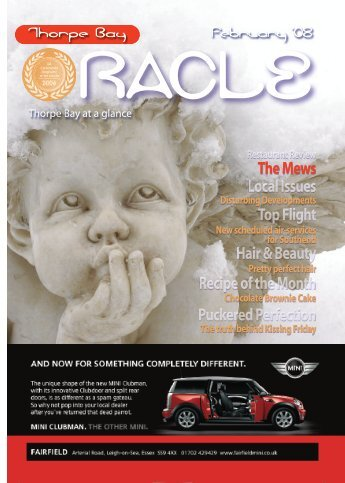 Thorpe Bay - Oracle Publications UK Ltd