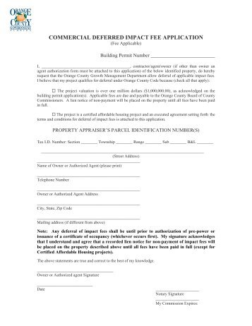 Commercial Preserve License Application Form Division Of