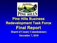 Pine Hills Task Force - Home | Orange County Gov FL
