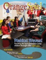 1 ORANGE SPIEL • April - May 2012 - Home | Orange County Gov FL