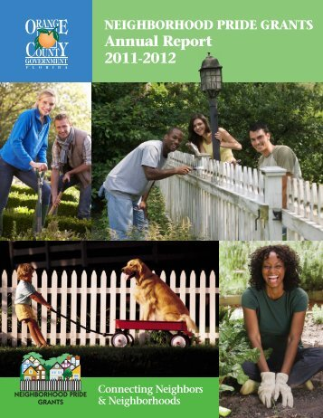 annual report 2011-2012 - Orange County