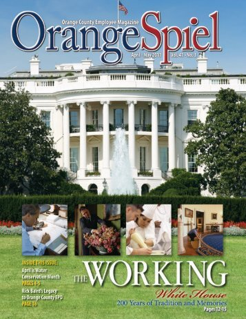 Orange County Employee Magazine - Home | Orange County Gov FL