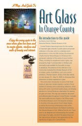 Art Glass - Orange County