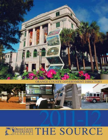 THE SOURCE 2011-2012 - Home | Orange County Gov FL