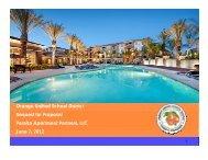 Peralta Apartment Partners - Orange Unified School District