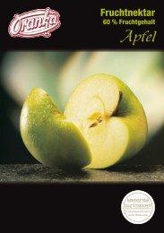 Apfel-Nektar