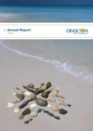Annual Report - Orascom Development