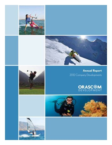 FY 2012 Annual Report - Orascom Development