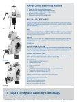 Pipe End Preparation Technology - Orbitalum USA - Page 6