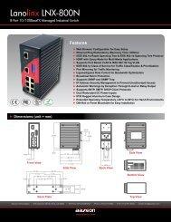 Lanolinx LNX-800N - Imimg