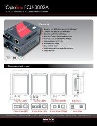 Product Datasheet - Antaira