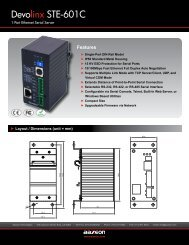 Devolinx STE-601C - Orbit Micro