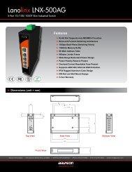 Lanolinx LNX-500AG - Orbit Micro