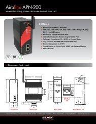 Airolinx APN-200 - Orbit Micro