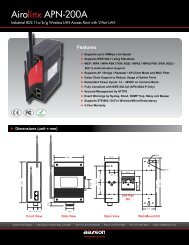 Airolinx APN-200A - Orbit Micro