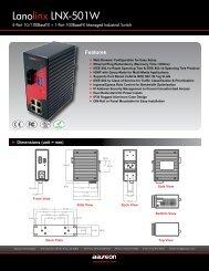 Lanolinx LNX-501W - Orbit Micro