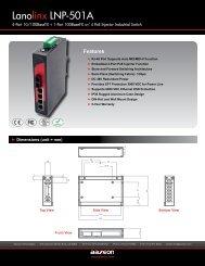 Lanolinx LNP-501A - Orbit Micro