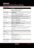 APX-3100 Datasheet - Orbit Micro - Page 2