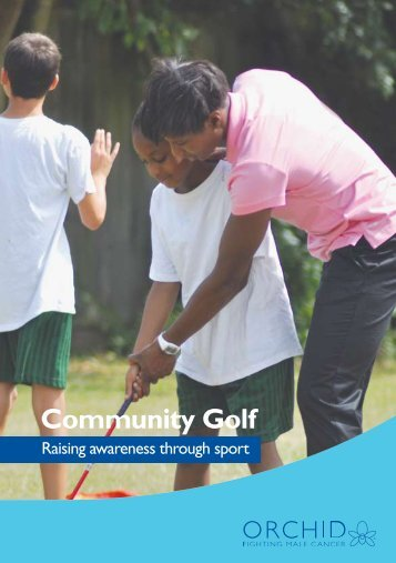 For further information see our Community Golf Brochure - Orchid