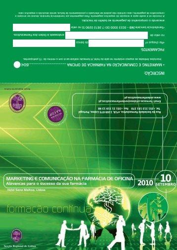 documento associado - Ordem dos Farmacêuticos