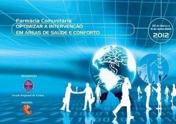 Brochura e Boletim de Inscrição - Ordem dos Farmacêuticos