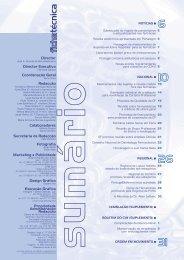 Sumário e Ficha Técnica - Ordem dos Farmacêuticos