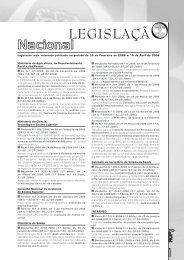 Legislação Nacional e Internacional - Ordem dos Farmacêuticos